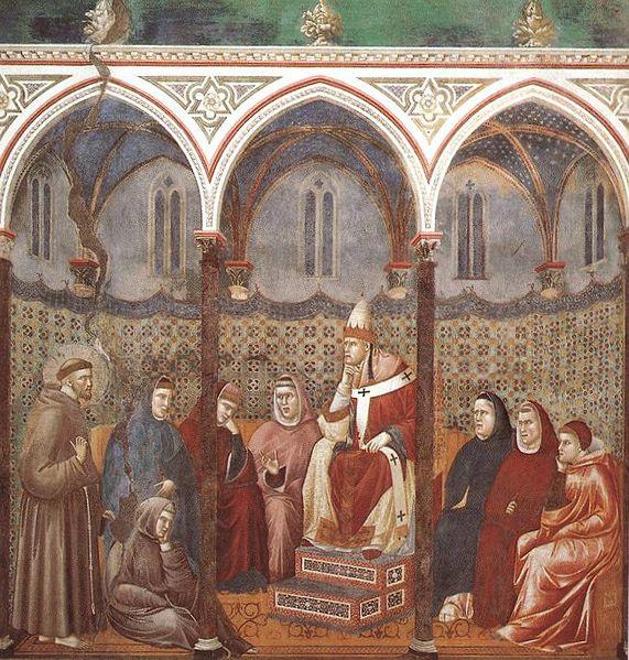 Minimalizm jako filozofia życia czyli kazanie na inaugurację pontyfikatu papieża Franciszka