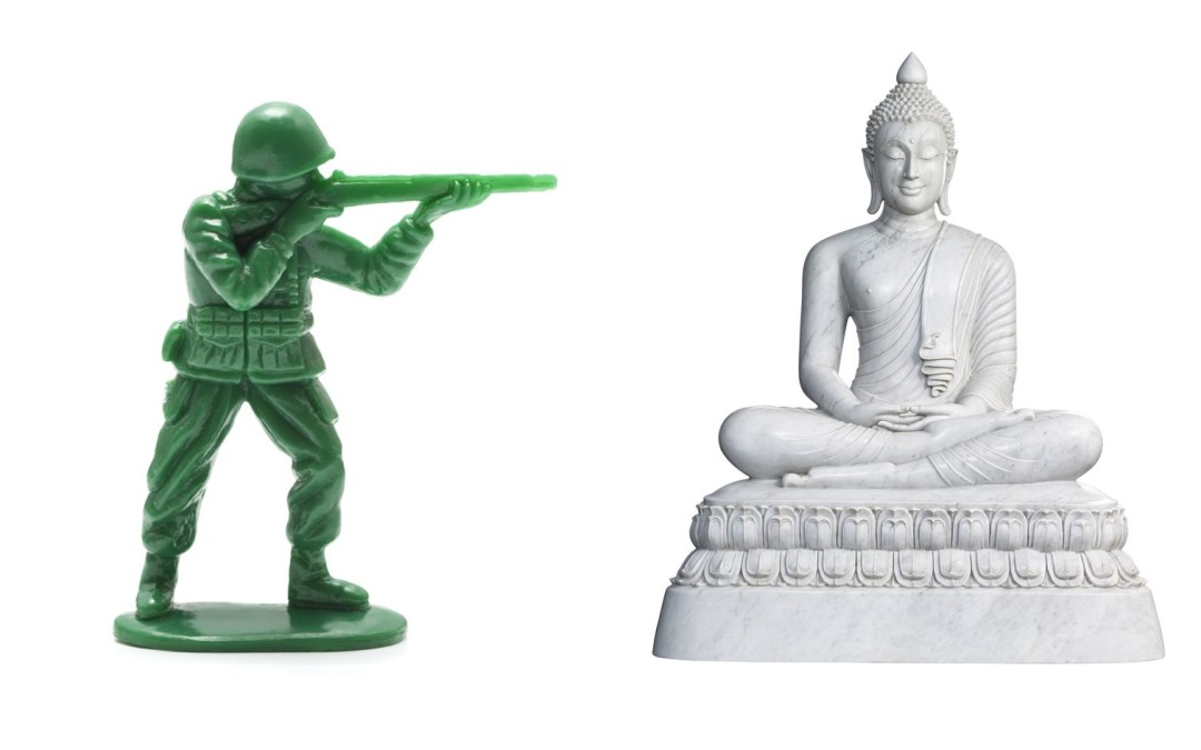 Jeśli spotkasz Buddę to zabij go! Czyli buddyzm a fizyka współczesna.