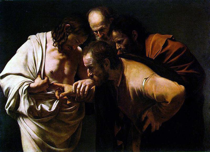 Lewitujący pomponiarze (!!!) czyli kazanie na pierwszą niedzielę po Wielkanocny