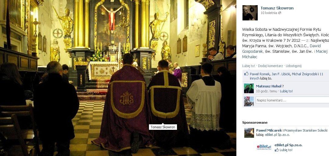 Pomponiarze reaktywacja (!!!) oraz memetyka stosowana czyli kazanie na 15 niedzielę po Zesłaniu Ducha Świętego.