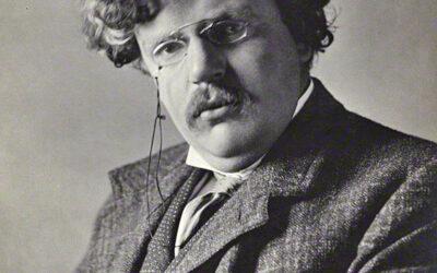 Chesterton, oddziały zamknięte i Tajska Tradycja Leśna